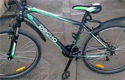 В Вязьме кража велосипеда не осталась безнаказанной