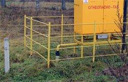 В Ефремово и Ново-Никольское проведут газ