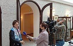 Сотрудничество музея Хмелита и Казанского театра