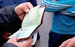 Полицией Вязьмы выявлен еще один случай фиктивной регистрации мигрантов