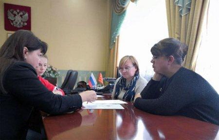 В администрации обсудили проект благоустройства сквера Доблестным предкам