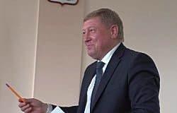 Главой МО Вяземского городского поселения избран А.А. Григорьев