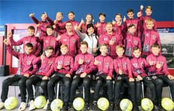 Команда из Вязьмы примет участие в первенстве России Кожаный мяч