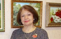4 октября скончалась Елена Александровна Александрова