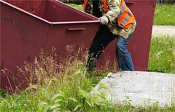Вяземская полиция раскрыла кражу мусорного контейнера