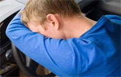18-летний водитель из Вязьмы попался пьяным в Угре