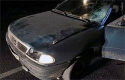 На автодороге «Вязьма-Семлево» сбили пешехода