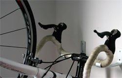В Вязьме воришка украл велосипед через балкон