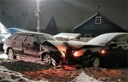 В ДТП на ул. Полевой пострадал 17-летний пассажир