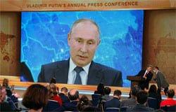 Путин пообещал жительнице Вяземского района... газ