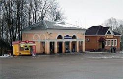 В Вязьме исчез автовокзал