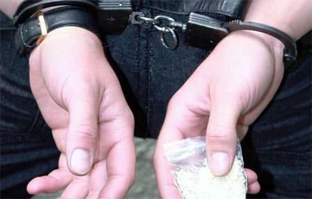 В Вязьме задержан очередной наркодилер