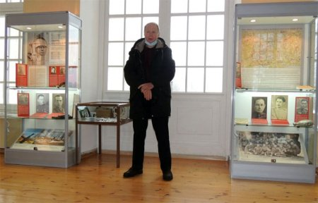 На Богородицком поле новая выставка