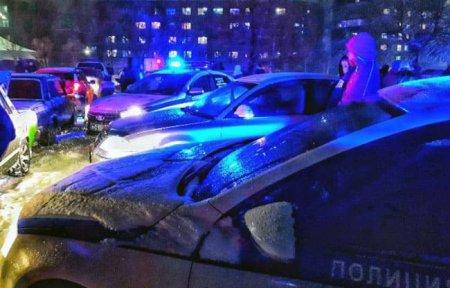 В Вязьме прошел автомобильный флешмоб