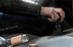 На ул. Комсомольской задержан пьяный водитель