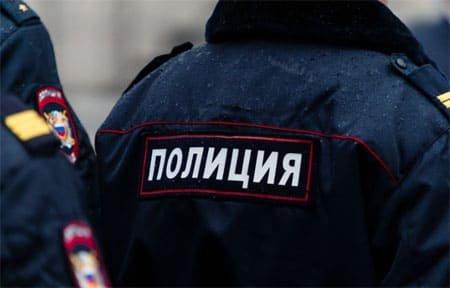 Житель Вязьмы обидел полицейских
