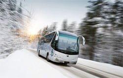 Автобус Смоленск - Тверь пойдет через Вязьму