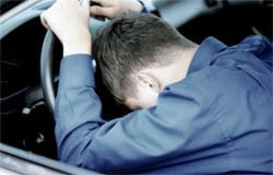 В Туманово задержан пьяный водитель
