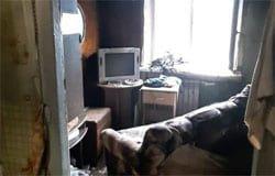 На ул. Ленина горела квартира. Есть жертвы