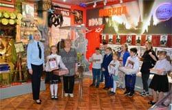 Дети из Вязьмы заняли призовые места в конкурсе «Наша Победа»