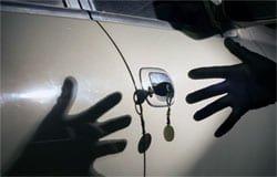 В Туманово пьяный пасынок угнал у отчима машину