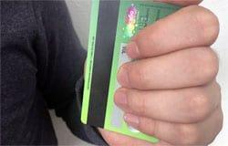 За использование чужой банковской карты вязьмичу грозит тюрьма