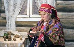 В Хмелите пройдет мастер-класс мастерицы Надежды Хисамовой