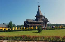 Крещение Руси на истоке Днепра в эти выходные