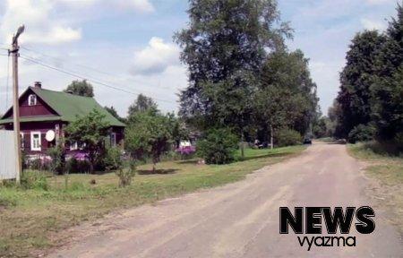 Деревня Лосьмино Вяземский район