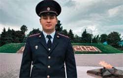 Полицейский из Вязьмы прошел в следующий тур Народного участкового